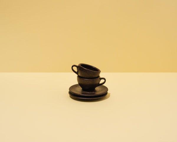 Kaffeeform Espresso Cups aus Kaffeesatz im 2er Pack