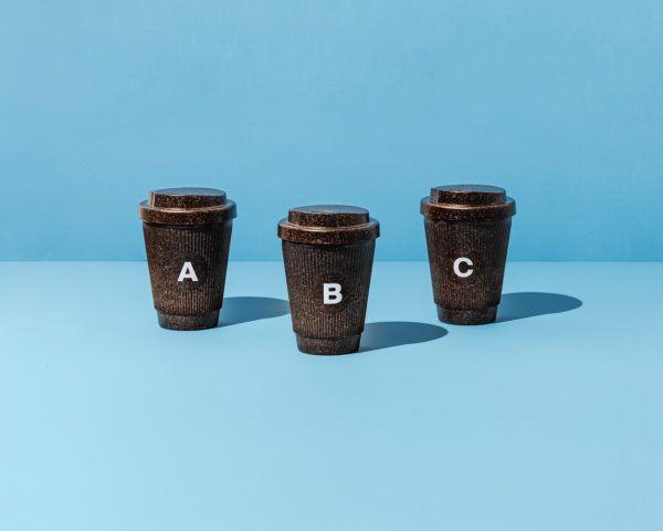 Kaffeeform Alphabet Weducer Cups
