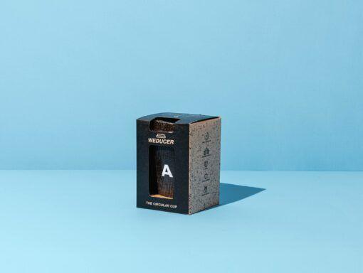 Kaffeeform Alphabet Weducer Cup