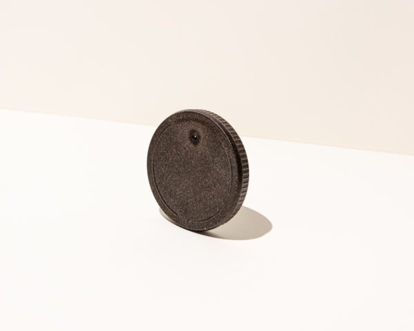 Kaffeeform Cap für den Wedcuer Cup vor einem neutralen Hintergrund